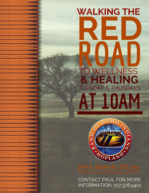 Red Road Flyer